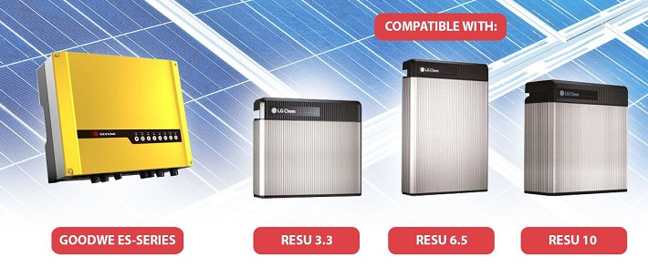 Goodwe Hybrid Inverters